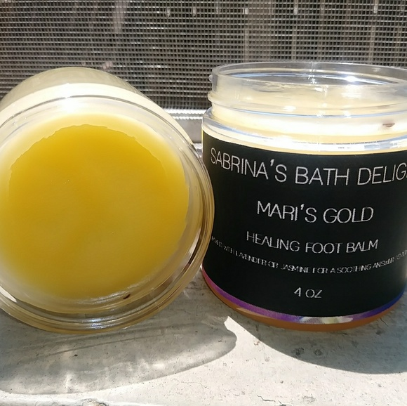 Handmade Other - Foot Cream Foot Balm Marigold's